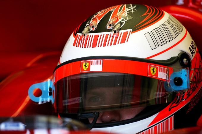 21 ottobre 2007, il trionfo più grande di Kimi Raikkonen