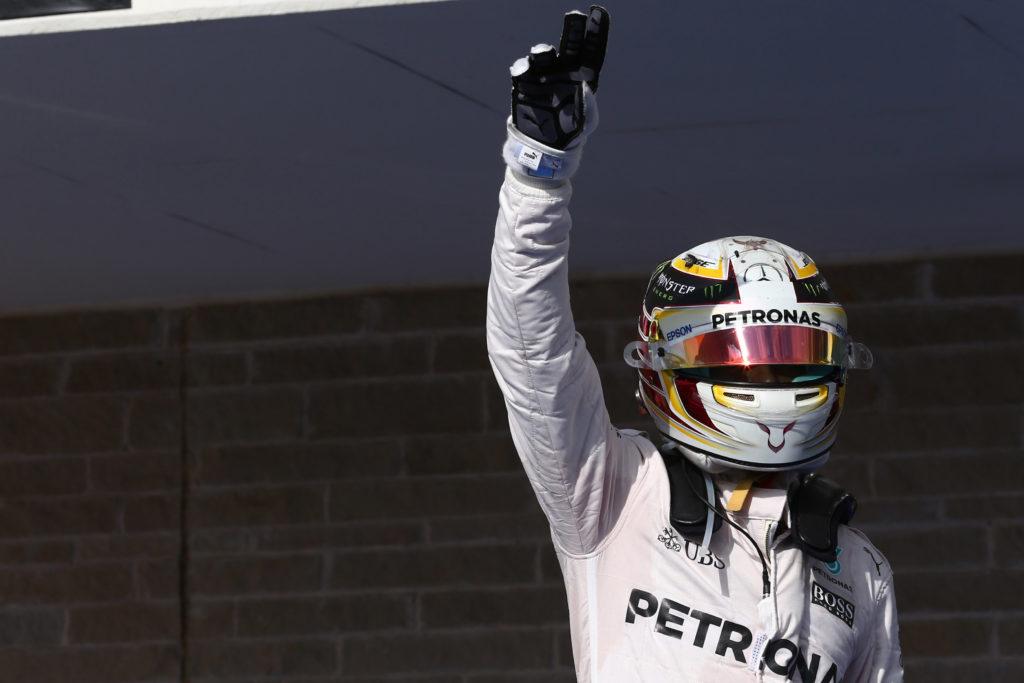 F1, GP Usa: vince Hamilton davanti a Rosberg, Vettel è quarto