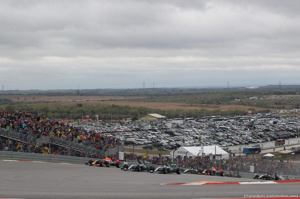Gran Premio degli Stati Uniti 2016: Anteprima e Orari del Weekend