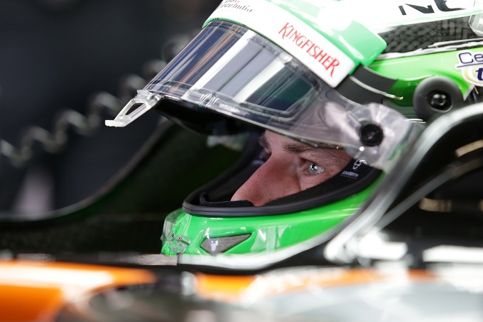 F1, Hulkenberg saluta la Force India