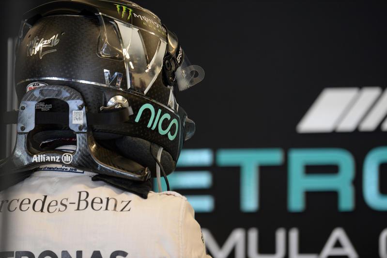 """Nico Rosberg """"Non sono soddisfatto"""""""