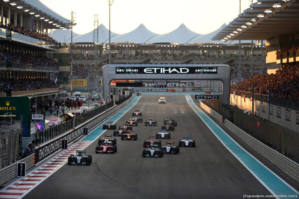 Gran Premio degli Emirati Arabi Uniti 2016: Anteprima e Orari del Weekend
