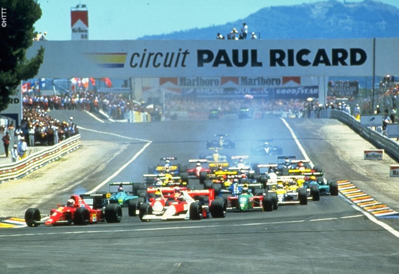 La F1 torna in Francia: al Paul Ricard dal 2018