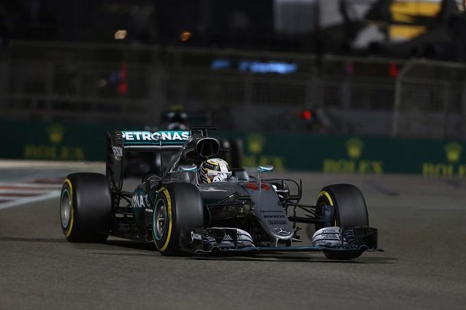 F1, Hamilton: