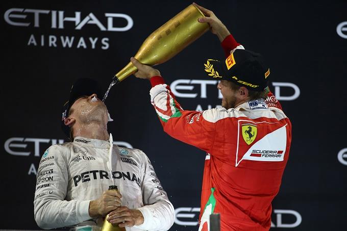 Lauda Mezza Formula 1 si è proposta per sostituire Rosberg