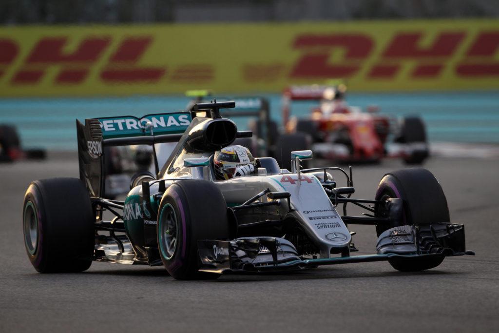F1, GP Abu Dhabi: Rosberg-Hamilton, è la resa dei conti