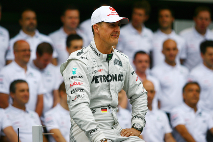 Keep Fighting - Iniziativa benefica ispirata a Michael Schumacher