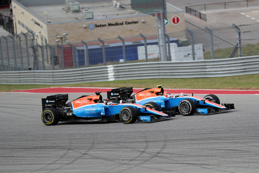F1 | Manor ha bisogno di fondi per i test