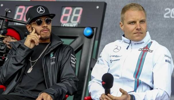 Bottas alla Mercedes al posto di Rosberg: