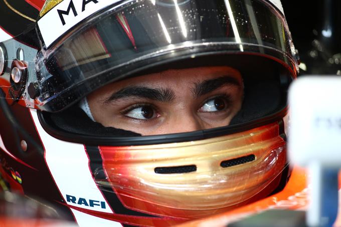 F1, Pascal Wehrlein alla Sauber