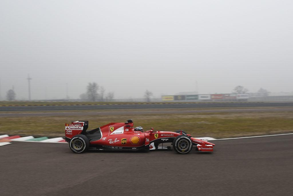 Giovinazzi già sulla Ferrari.