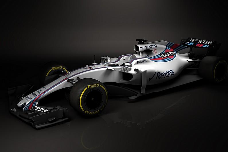 F1 | Williams FW40: rivelate le prime immagini della vettura 2017