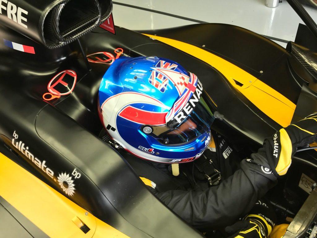 F1 | Renault, Hulkenberg e Palmer a Barcellona con la nuova RS17