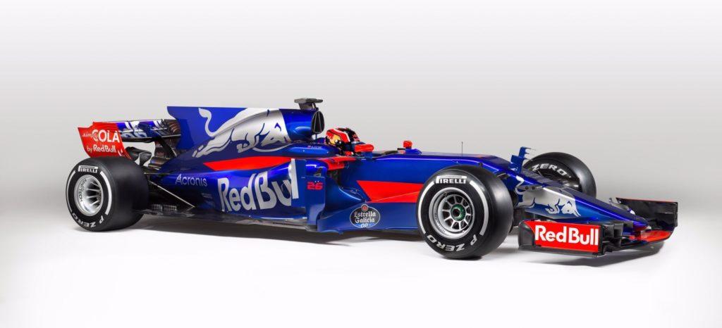 F1 | Presentata a Barcellona la nuova Toro Rosso STR12