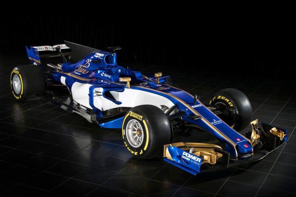 Formula 1 2017, Sauber svela la C36