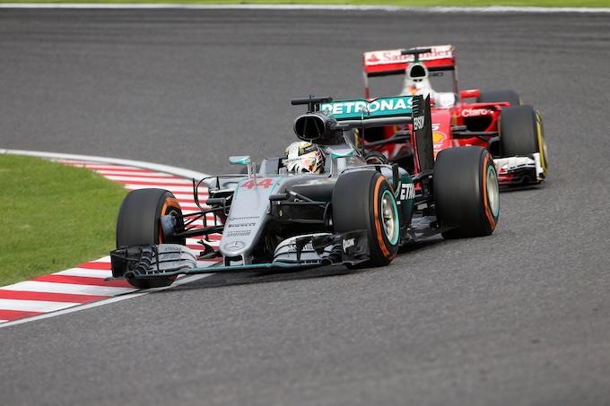 F1 | Probabile il ritorno delle sospensioni attive dal 2018