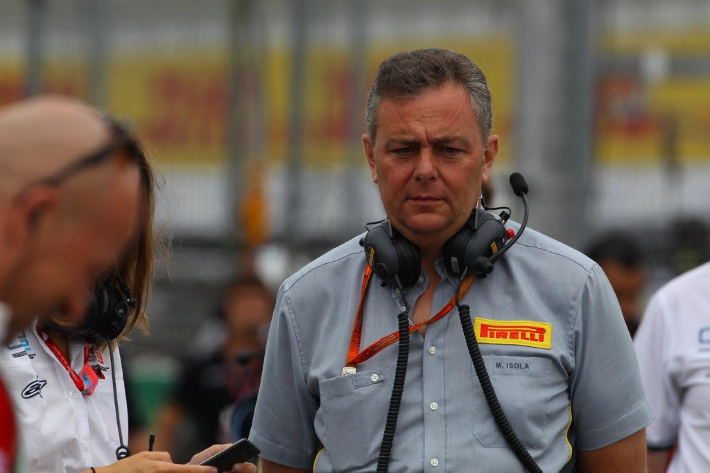 F1 Montmeló, è il giorno dei test Pirelli da bagnato