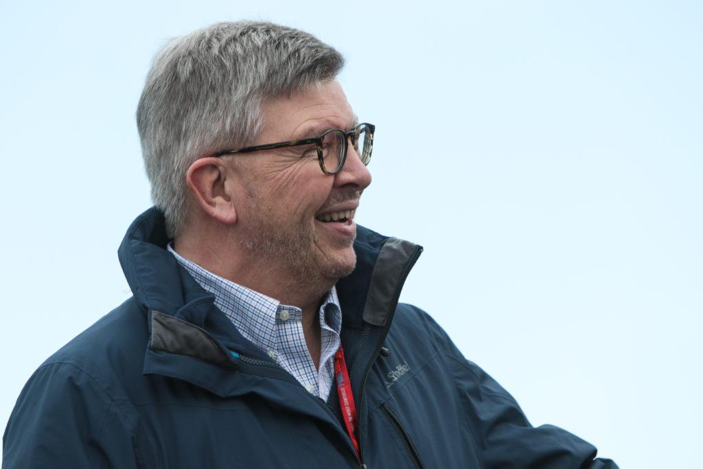 F1, Ross Brawn:
