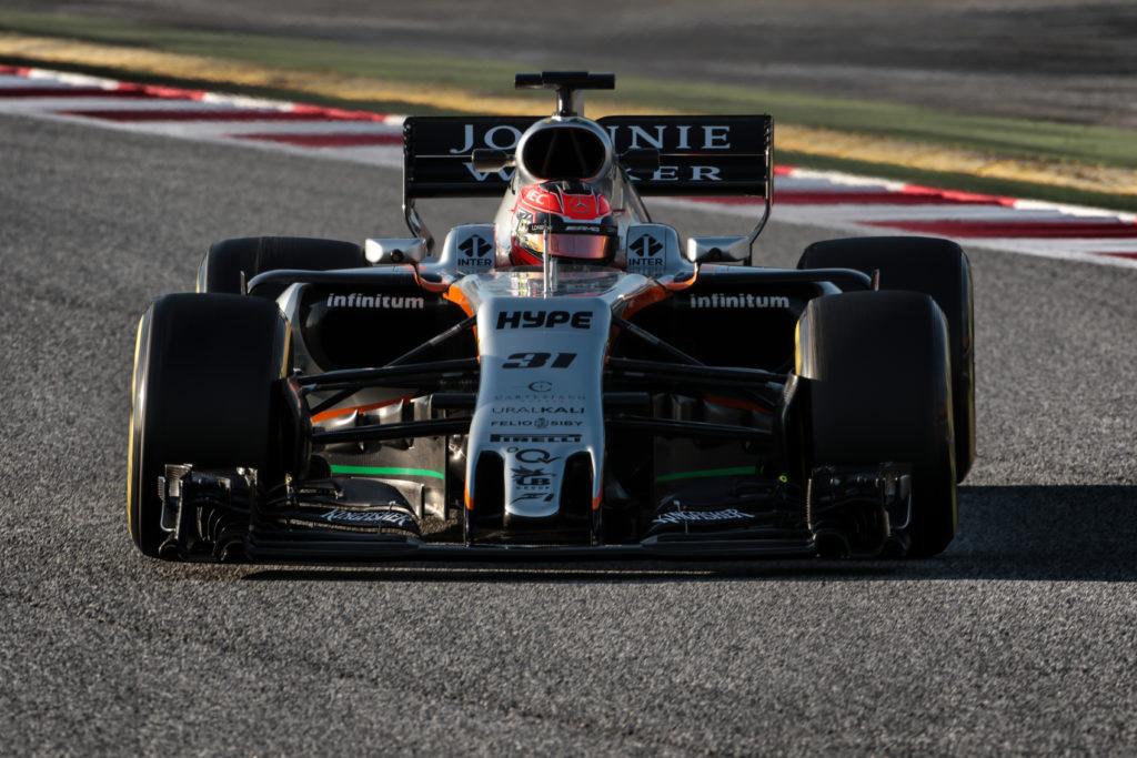 F1 | Force India ha chiesto ai piloti di perdere peso