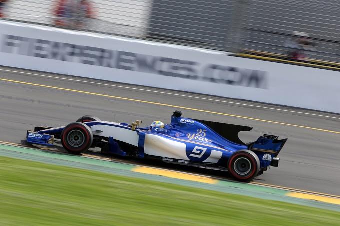F1, Giovinazzi ancora incredulo: