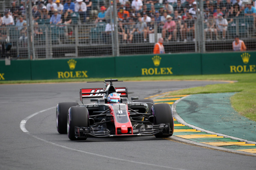 F1 haas grosjean stata una qualifica incredibile for Miglior piano casa del ranch di sempre