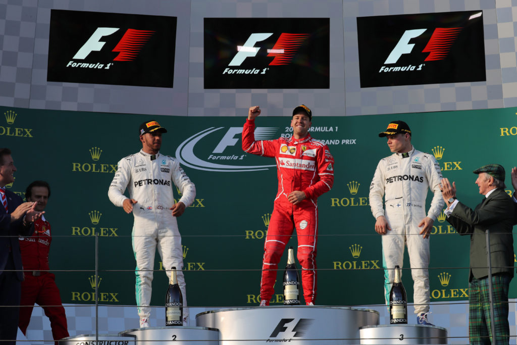 Pagelle GP Australia: Vettel esalta la Ferrari, Giovinazzi speranza tricolore