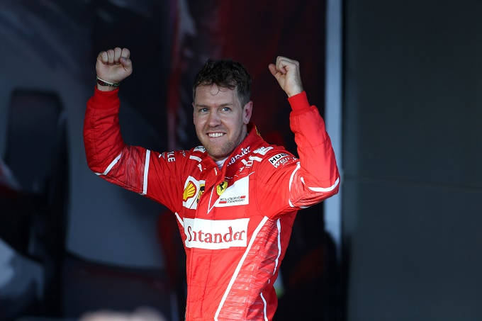 F1: conferenza stampa post qualifica di Hamilton, Vettel e Bottas