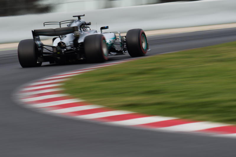 F1, test Barcellona: fenomeno Bottas, Vettel in ritardo