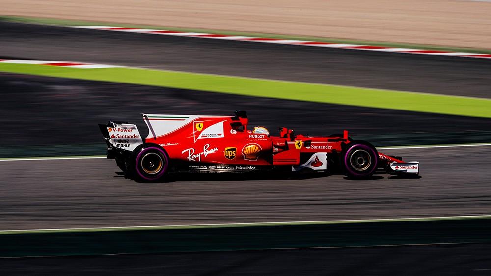 F1 | Vettel conclude i test con una simulazione gara