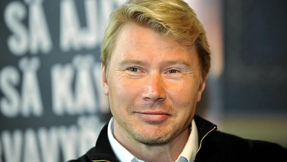 Il due volte Campione Mika Hakkinen ritorna a casa McLaren