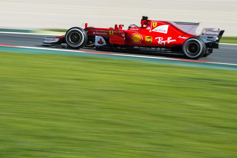 Test F1 Barcellona 2017, Giorno 8: La Ferrari chiude al comando i test pre-stagionali