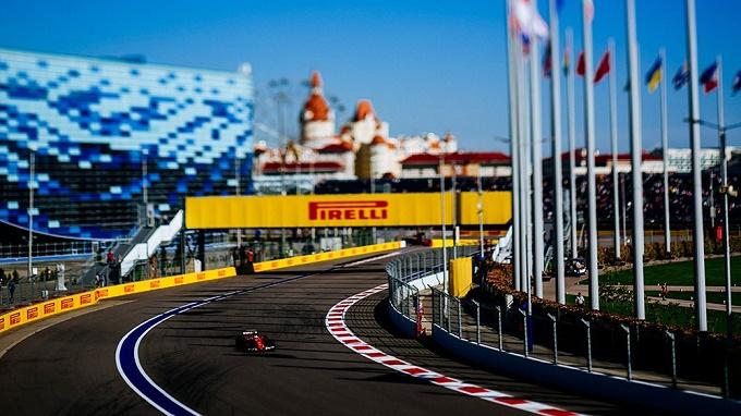 Formula 1 Gp Russia, la diretta della gara