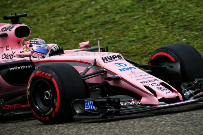 F1| Force India in zona punti
