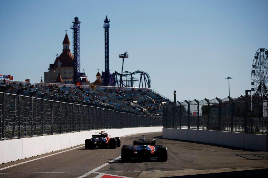 GP Russia 2017, Sebastian Vettel:
