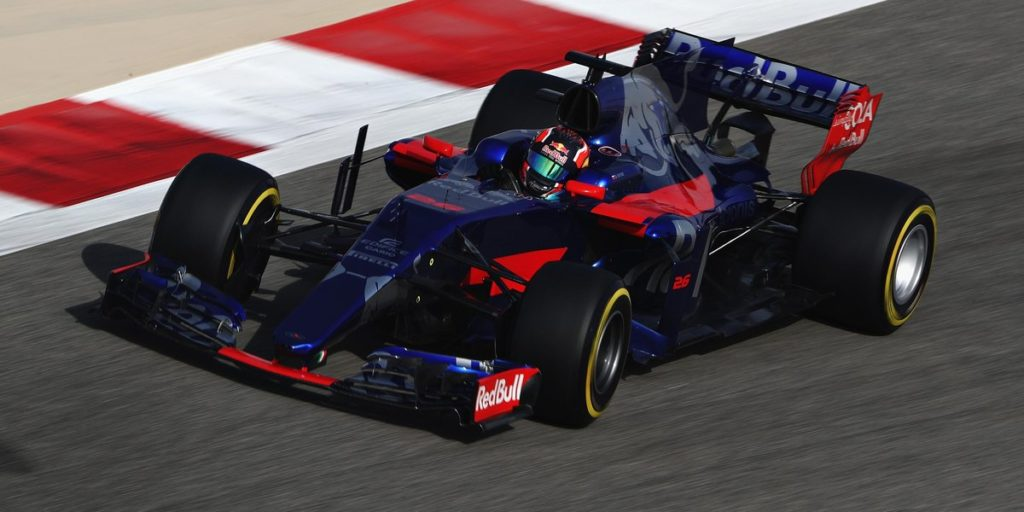 "F1 | Toro Rosso, Kvyat: ""Test molto produttivo"""