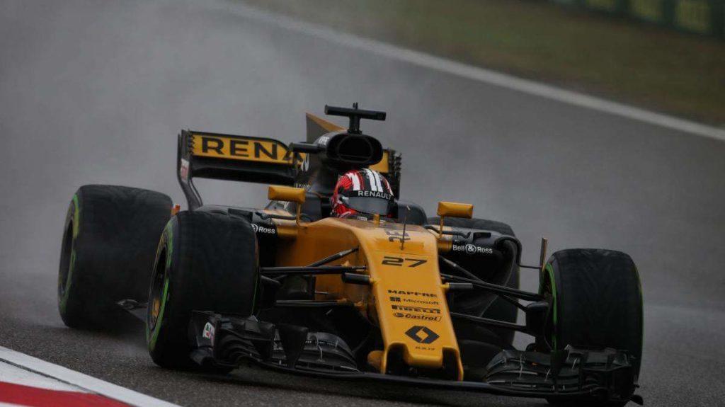 """F1   Renault, Hulkenberg: """"Condizioni davvero complicate"""""""