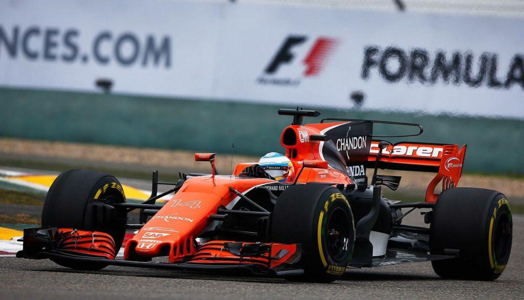 F.1 - Button a Monaco con McLaren al posto di Alonso