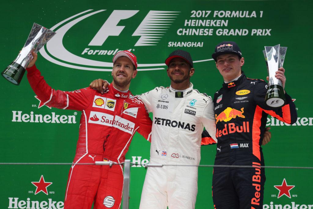 Pagelle GP Cina: Hamilton, Vettel, Verstappen, a Shanghai vince il talento