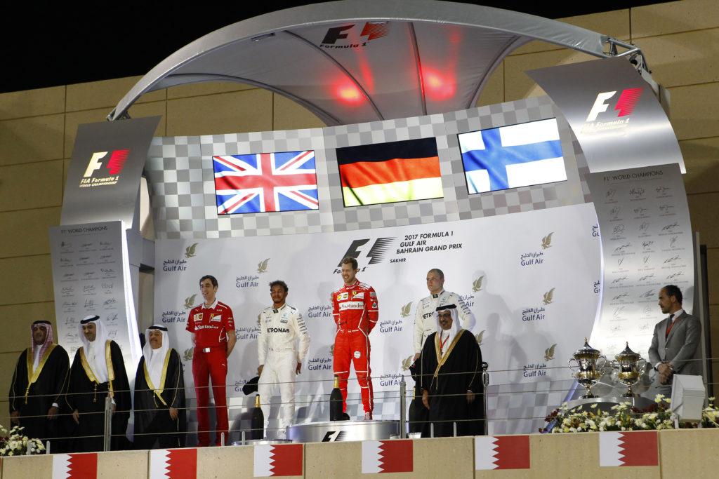 Pagelle GP Bahrain: Vettel da sogno, Hamilton fa valere i gradi di capitano…
