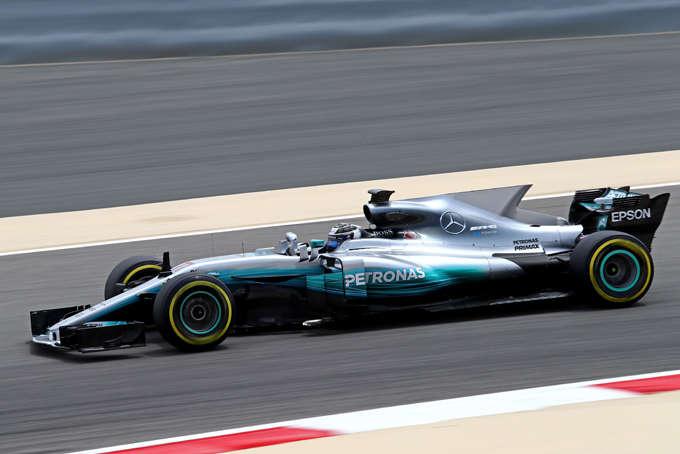 F1 | Test in Bahrain: Bottas precede Vettel