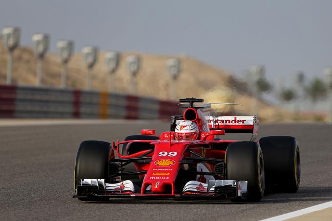 """Giovinazzi: """"Una grande emozione guidare la Ferrari che è in testa al mondiale"""""""