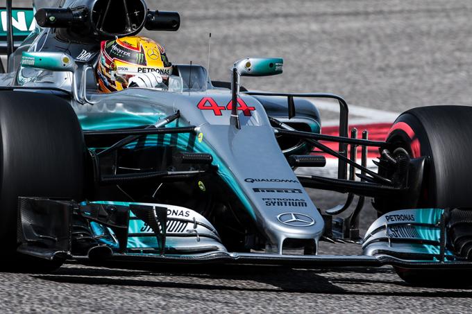 Test F1 Bahrain: miglior tempo di Hamilton davanti a Giovinazzi