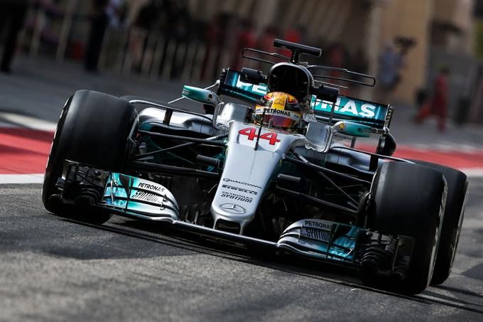 Test Bahrain: sorpresa Giovinazzi, è secondo dietro ad Hamilton