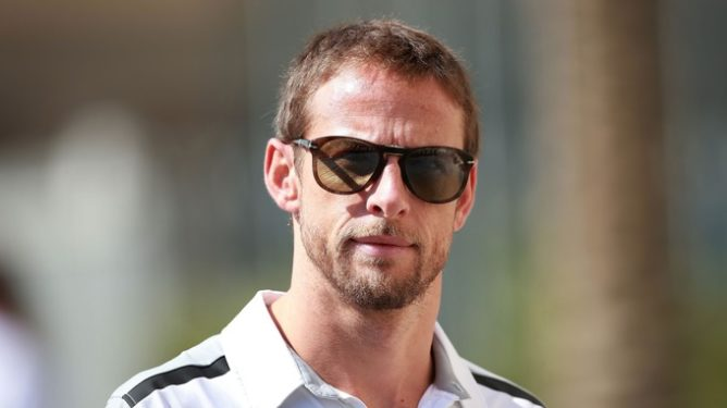 McLaren, Button al posto di Alonso