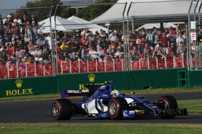 F1| I piloti della Sauber si preparano per il GP della Cina