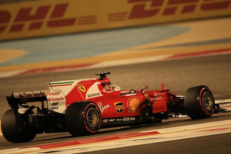 F1 GP Bahrain: Vettel regala una nuova vittoria alla Ferrari