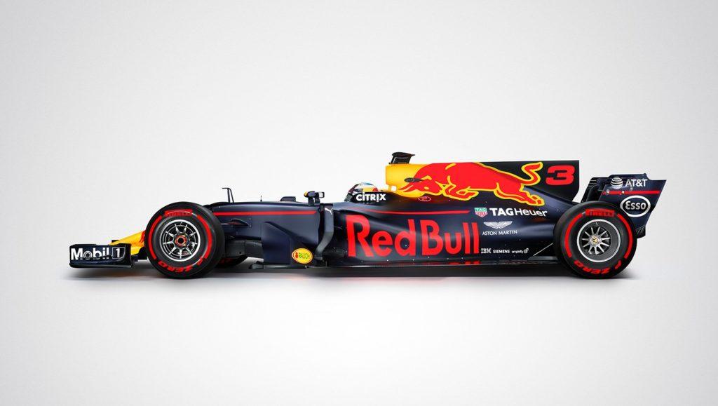 F1 | Red Bull, per il GP di Spagna una nuova RB13 con numeri più grandi