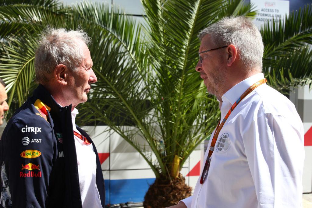 "F1 | Marko: ""Si respira un'atmosfera diversa"""