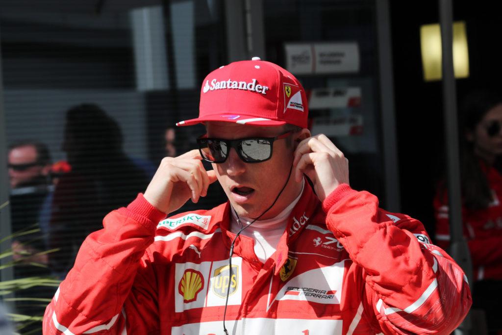 F1 | La Ferrari e Raikkonen al Mugello per il secondo filming day