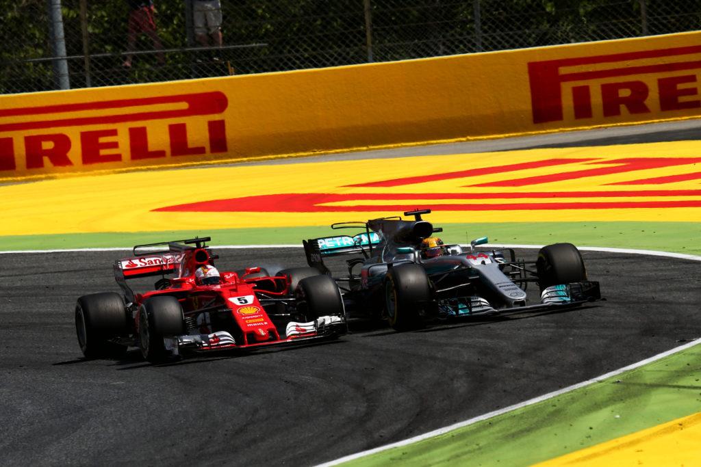 F1 Mercedes, Hamilton: